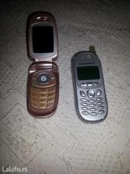Telefoni motirola i samsung - Paracin