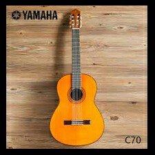 Гитара классическая. Yamaha c-70. дом торговли. Muzstore. Kg в Бишкек