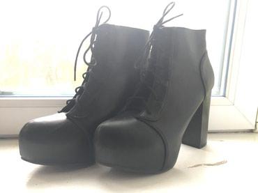 Ботинки от H&M, б/у состояние отличное  Размер 40-41