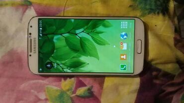 Samsung galaxy a3 - Азербайджан: Б/у Samsung Galaxy S4 16 ГБ Белый