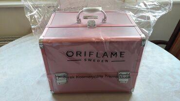 Oriflame - Srbija: NOV Kozmetički kofer OriflamePogodan za nošenje, vise pregrada