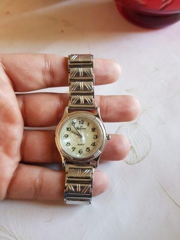 Bakı şəhərində 925 əyar REXORİNA gümüş saat satılır.