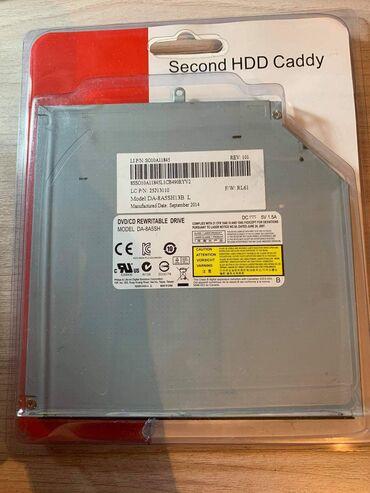 дисковод dvd rom в Кыргызстан: DVD-rom ноутбучный в рабочем, хорошем состоянии