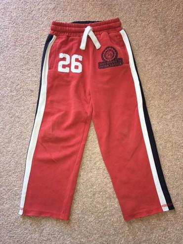 Спортивные штаны, состояние отличное, размер: 6-7лет. Цена окончательн