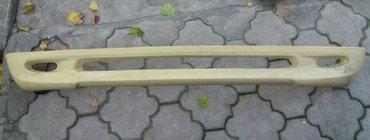 Продаю накладку ВАЛД на передний бампер мерс 124 в Бишкек