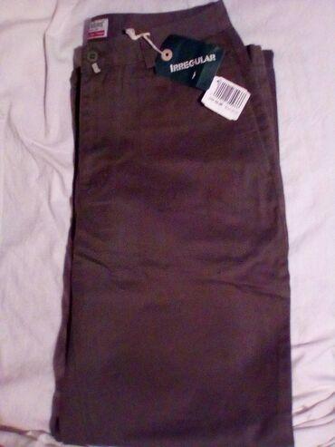 Zenske pantalone 100%,pamuk,,velicina 29w///30L,,,NOVE