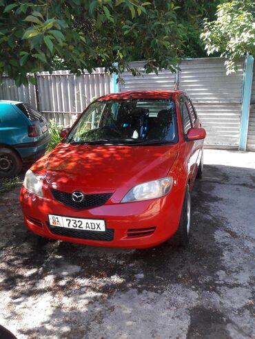 Mazda Demio 1.3 л. 2004 | 190 км