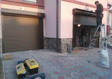 Автоматические ворота Кант-Токмак, в Кант