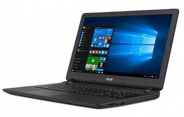 """Acer Azərbaycanda: Acer ES1-572Marka: AcerModel: ES1-572Ekranın ölçüsü: 15.6""""Ekranın"""