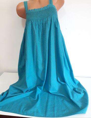 Haljine | Obrenovac: Obična letnia haljina na bretele vel piše M, može i za L zavisi od