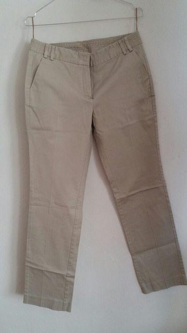 MANGO - pantalone, kao nove, par puta nosene, velicina: 38 - Belgrade