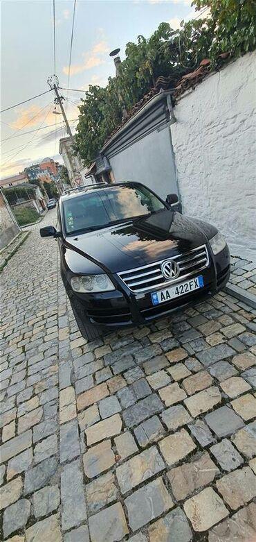 Volkswagen Touareg 2.5 l. 2005 | 211000 km
