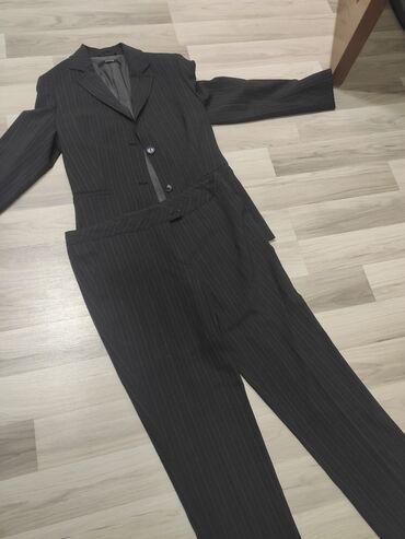 13904 объявлений: Шикарный офисный костюм в отличном качестве