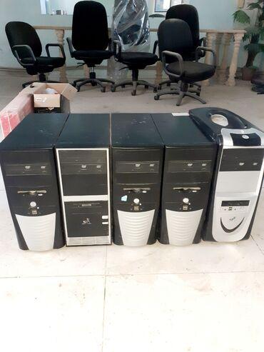 Prosessorlar.Ofisdə istifadə edilib.Ofis bağlandığı üçün satılır.6 əd