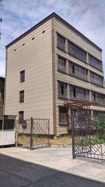 Продаётся 4-х этажное здание с в Бишкек