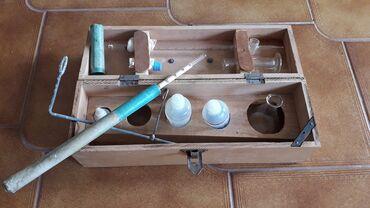 Άλλα - Ελλαδα: Vintage Τεστ κιτ μέτρησης οξύτητας ελαιολάδου