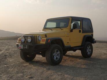 Jeep - Бишкек: Jeep 4 л. 2006 | 50000 км