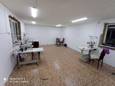 Услуги швейного цеха - Кыргызстан: Сдаются помещение на швейный цех