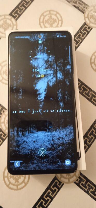 5 elan | SAMSUNG: Samsung A51 | 64 GB | Qara | Sensor, Barmaq izi