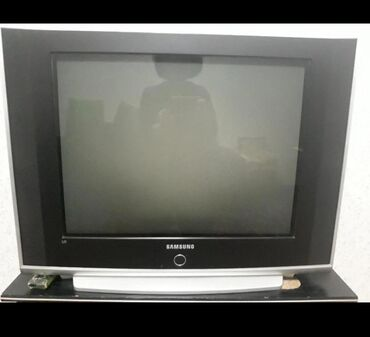 Продаю телевизор SAMSUNG.Рабочий.Вместе с подставкой