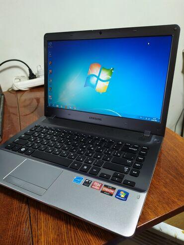 процессоры amd в Кыргызстан: Продаю ноутбук Samsung NP355V4C Процессор AMD A10-4600M @ 2.30 GHzОЗУ