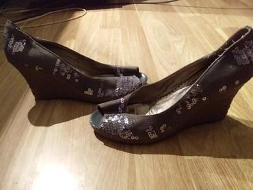 detskaya obuv polubotinki в Азербайджан: Obuv iz serebra castyami obwita.ocen udobnie nu ocen.eto u mena
