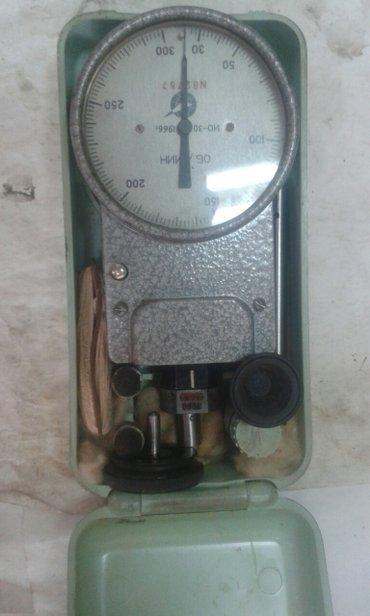 Наборы инструментов в Кыргызстан: Тахометр механический.измеряет обороты