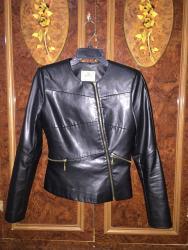 Кожанная куртка,турция,состояние отличное,размер 42 обмен можно на