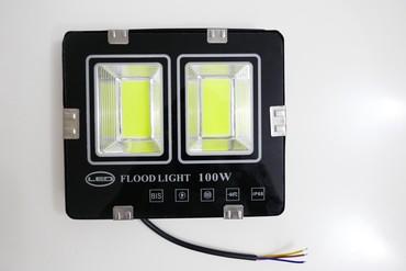 Kućni dekor - Kopaonik: Led reflektor sa COB led diodom 100WJedan od najboljih reflektora sa