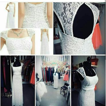 Haljina za ples - Srbija: Bela haljina za vencanje