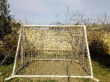 brilliance-m1-2-mt - Azərbaycan: Futbol qapıları satılır. 2 ədəd 3 metr uzunluğu 2 metr hündürlüyündə