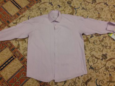 Мужская рубашка бледно сиреневого в Бишкек