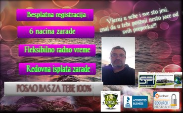 poslovna ponuda samo za ozbiljne. oblast internet marketing - Smederevska Palanka