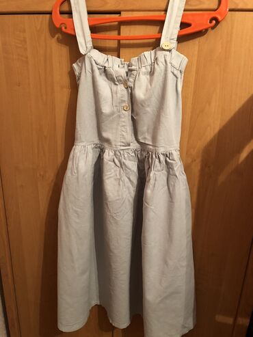 Продаю платье 100%хлопок - отдам за 300 сом, а также платье лапшa
