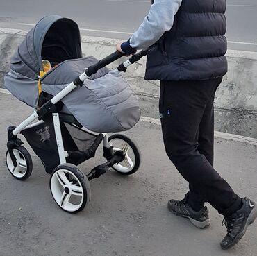стяжка пола цена in Кыргызстан | БЕТОННЫЕ РАБОТЫ: Польская прогулочная коляска bebetto nico новая стоит порядка очень