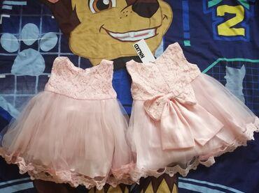 Nove haljinice, obe 2500 jedna 1500