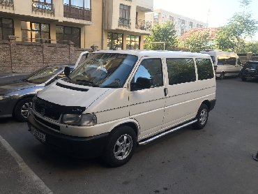 Volkswagen Transporter 2.5 л. 2003 | 260000 км