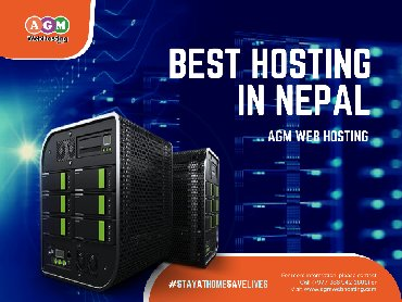 Best Hosting in Nepal - AGM Web Hosting: AGM Web Hosting been around a