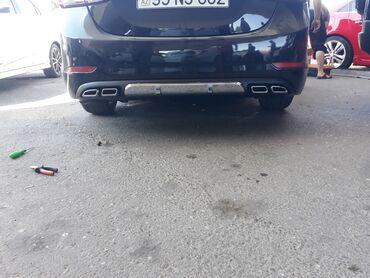 Elantra2015 model ucun diffuzer unvan 8km masin bazari Her nov avto a