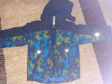 Dečija odeća i obuća - Zabalj: 2 nove jakne za dečaka velicina 7/8 Cena ta jednu 1500 din