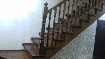 Стол гостинный. лесница на заказ в Лебединовка