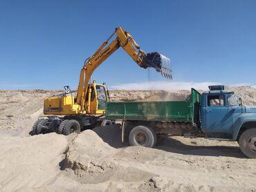 ЗИЛ песок