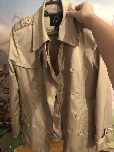 Плащ-пиджак размер М-Л в хорошем состоянии
