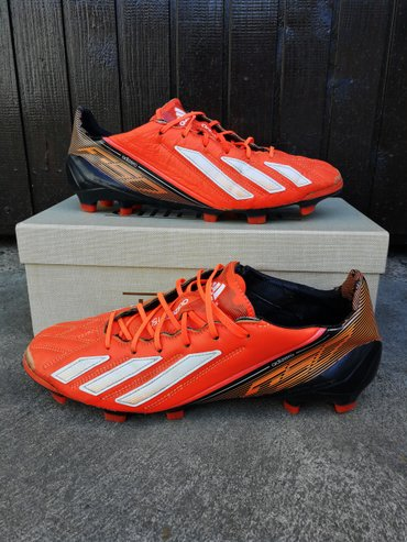 Adidas Adizero F50 MiCoach 2 Leather Infrared - Sombor