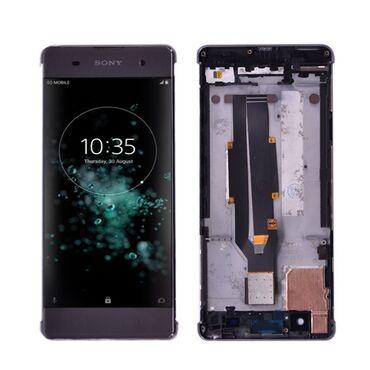 Sony XA Ekranı