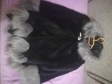 Krzneni kaputi - Kraljevo: Zecije krzno bunda original iz italije