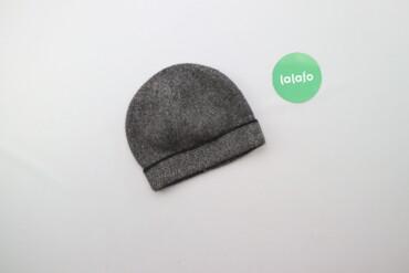 Жіноча сіра шапка   Висота: 21 см Ширина: 25 см  Стан гарний