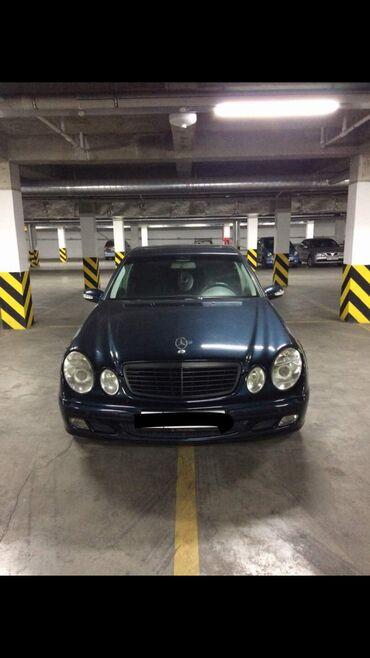Mercedes-Benz E 220 2.2 л. 2003 | 208000 км