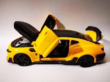 """Chevrolet Camaro"" modeliYenidir. Batareyası var. Ban hissəsi"