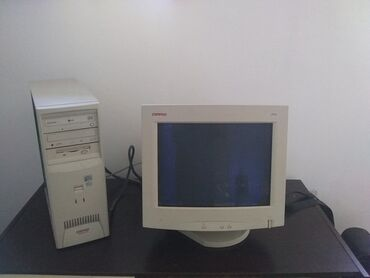 Racunar - Srbija: Compaq P2 desktop komplet racunar
